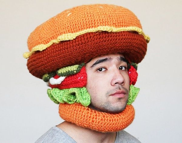 This Instagrammer Is Reinventing Winter Headwear