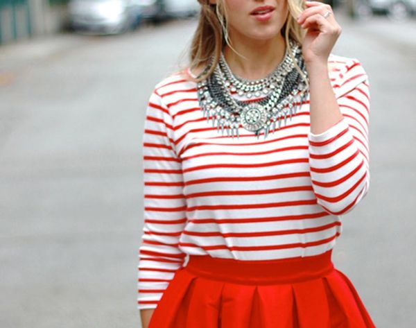 12 Ways to Layer Necklaces like a Style Blogger