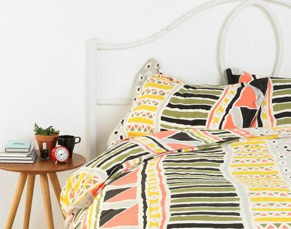 20 Modern Duvet Covers to Make Over Your Bedroom