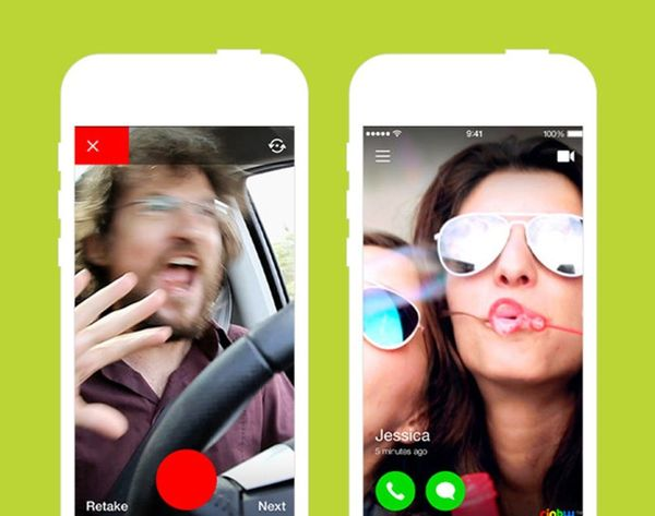Snapchat + Your Status Update = This New App