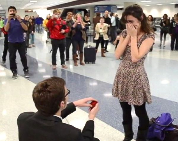 The 13 Most Epic Engagements + Proposals of 2014