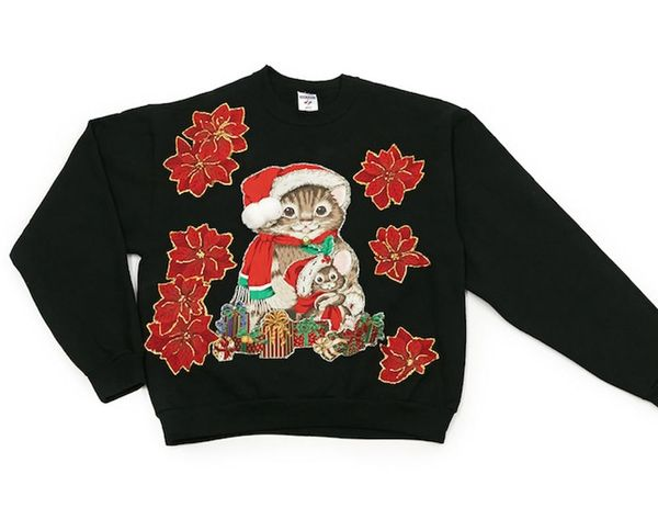 You Can Now RENT an Ugly Sweater for Your Party