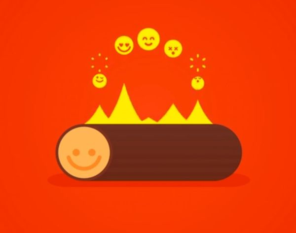 See the Yule Log Redesigned 70 Ways