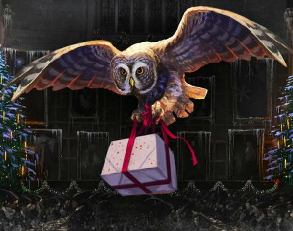 We Can't Wait to Unwrap This Harry Potter Christmas Gift