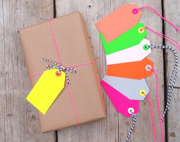 20 Stylish Gift Tags to Top the Perfect Present