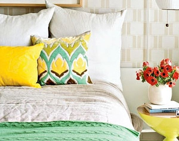 12 Color Schemes for a Seriously Calm Bedroom