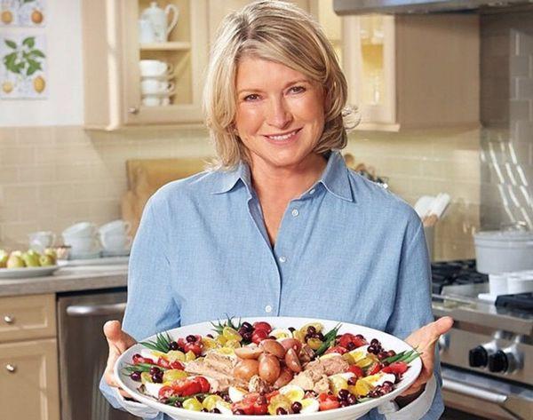 Martha Stewart's Next Business Venture Is WHAT?!