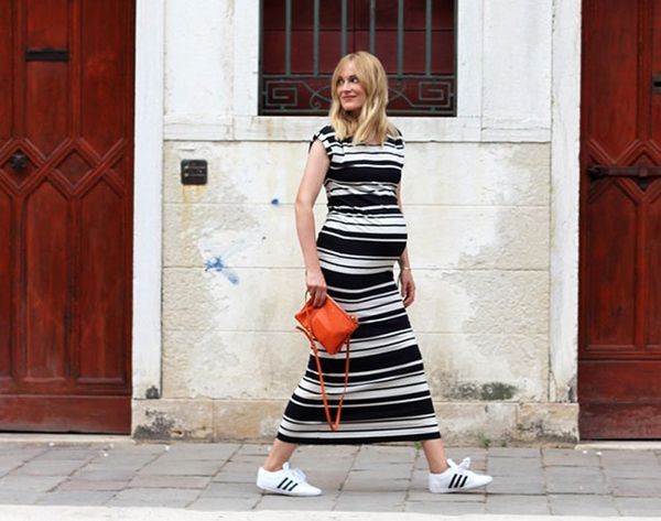 How 10 Real Women #StyleTheBump in Bodycon Dresses