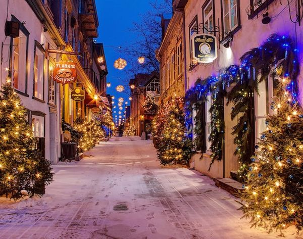 10 Romantic Winter Getaways for Your Honeymoon