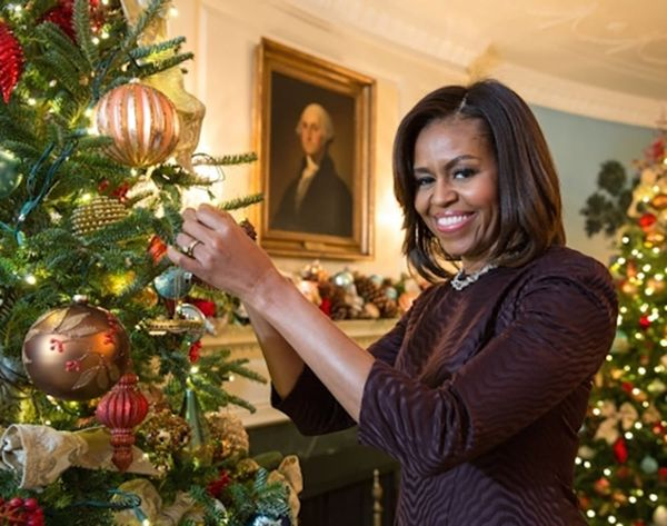 Holidays at the White House Get a Techy, Maker Makeover