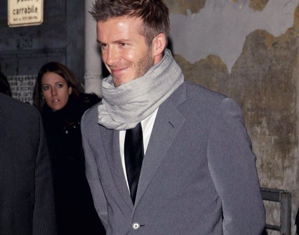 David Beckham Is Launching a Lifestyle Brand