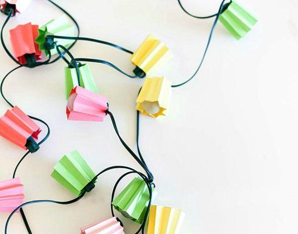 19 String Light DIYs to Make… TODAY!