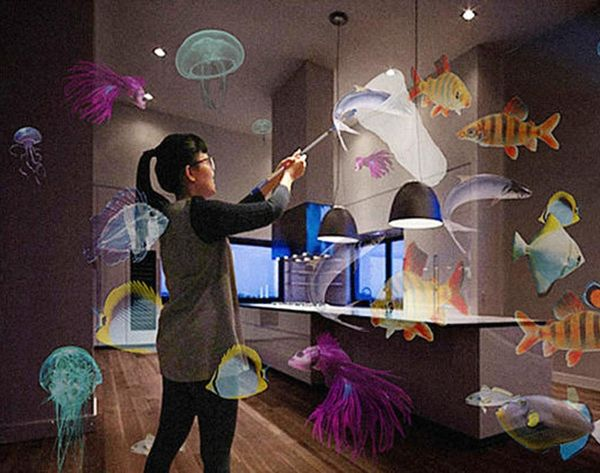 You Can Now Hunt Your Dinner Via Holograms