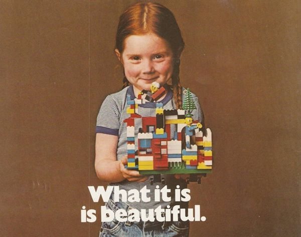 Everyone Needs to Read This Vintage LEGO Letter