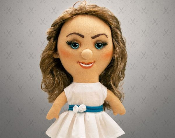 WTF?! Selfie Dolls May Be the Weirdest Gifts This Year