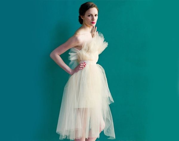 Take Center Stage With 15 Ballerina-Inspired Wedding Gowns