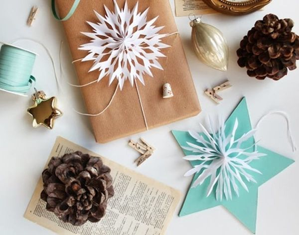 Let It Snow: 15 Ways to Decorate With Paper Snowflakes
