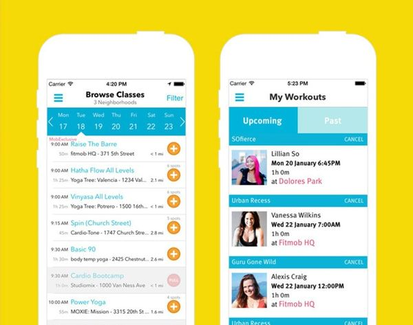 Jump Start Your 2015 Fitness Goals With These 10 Apps
