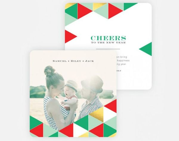 The 50 Coolest Customizable Holiday Cards Ever