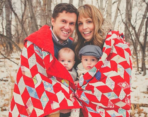 The 20 Cutest Holiday Family Photos Ever