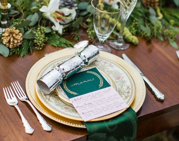 10 Color Palettes to Use in Your Winter Wedding