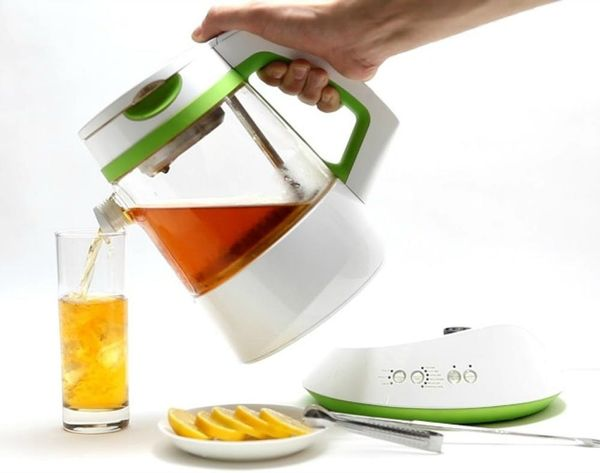 Brew the Perfect Cup of Tea With This App-Enabled Kettle