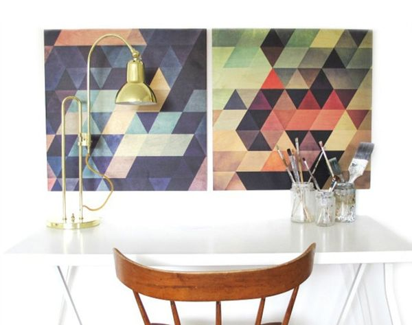 These Gorgeous Prints Are Made of Wood?!