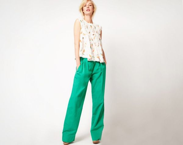 Resort Ready: 9 Posh Wide Legged Pants and Jumpsuits