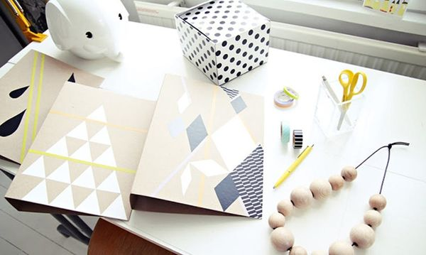 Get Sticky With It! 20 DIY Ideas Using Contact Paper