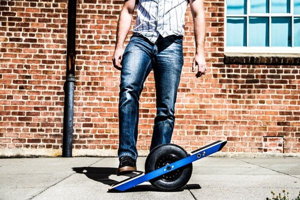 Meet the New Skateboard of the Future