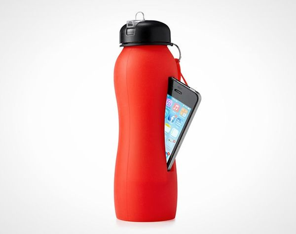 High Tech H20: 16 Inventive Water Bottles