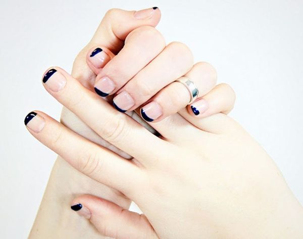 Hot Tips! 12 Ways to Amp Up a French Mani