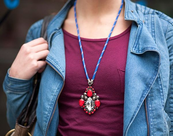 Make This $300 Necklace for Less Than $15!