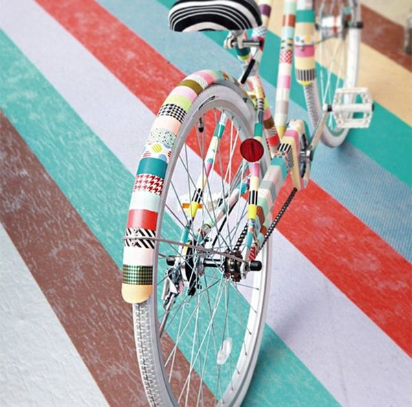 12 DIY Ways to Pimp Your (Bike) Ride