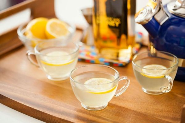 The Easiest Hot Toddy Recipe You'll Ever Make