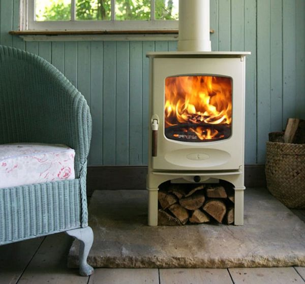 Warm Up with 16 Wood Burning Fireplaces and Stoves