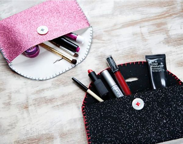 15 DIY Ways to Store Your Makeup