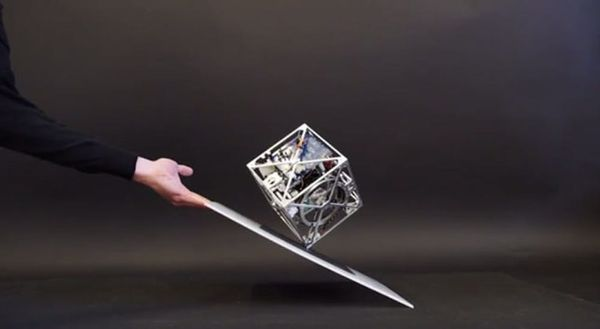 Made Us Look: Cube Robot