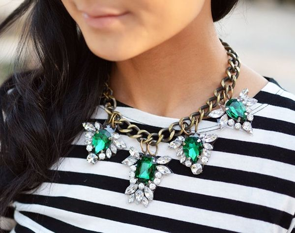 30 Sparkly Pieces of Jewelry to Buy + DIY