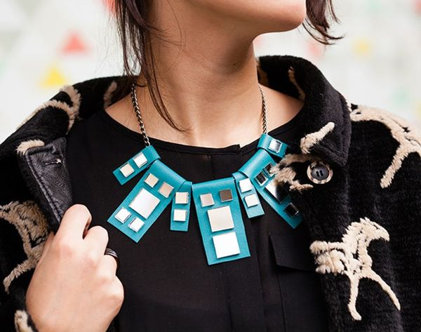 The Search for a Sparkling Statement Necklace Stops Here!