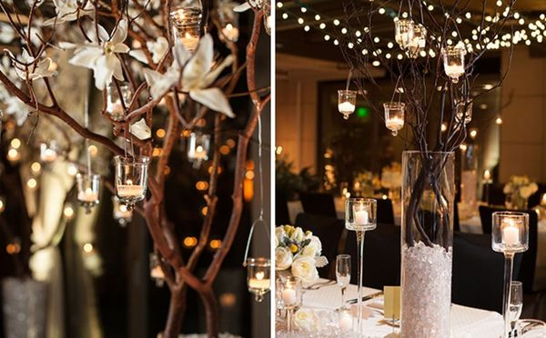 13 Ways to Rock Silver and Gold at Your NYE Party