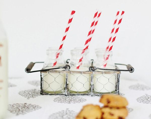 16 New Ways to Leave Milk and Cookies for Santa