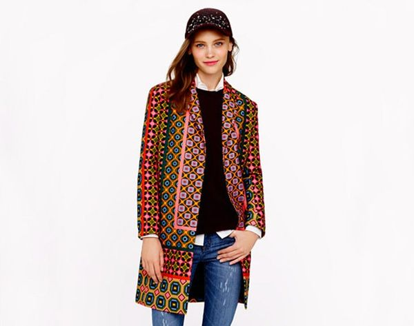 The 30 Most Colorful Winter Coats Out There