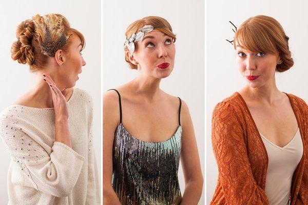 Hair Hacks: 3 Holiday-Ready Updos