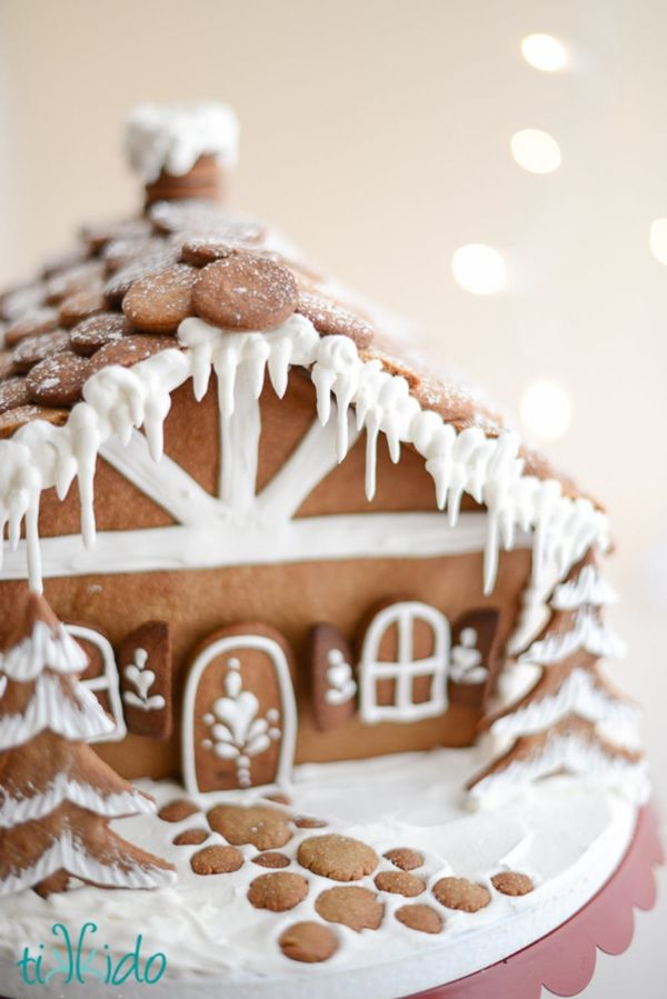 Sugar, Spice, and Everything Nice: 30 Unusual Gingerbread Recipes