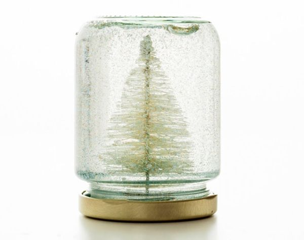 Make Your Own Snow Globe in Less Than 30 Minutes!