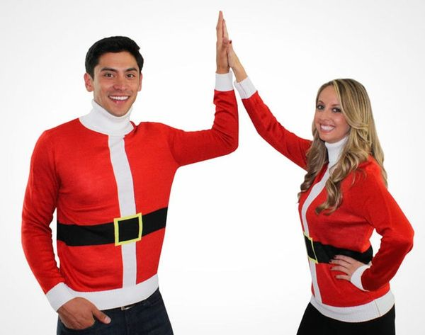 30 of the Tackiest Christmas Sweaters Ever