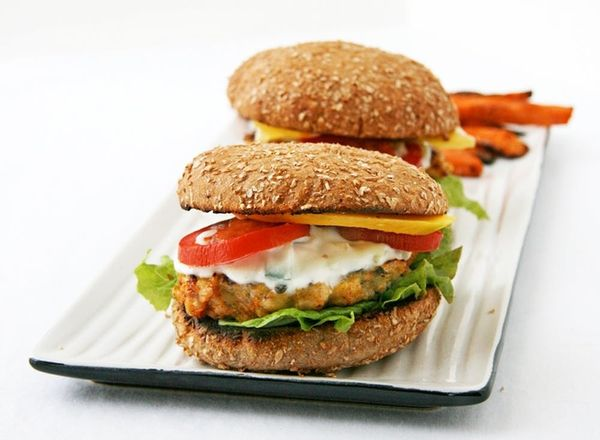 burger recipes from around the world