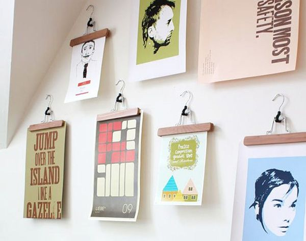 10 Unconventional Ways to Frame Art
