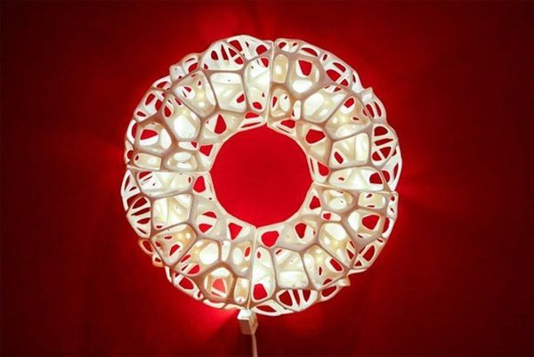 Deck The Walls (and Doors) With These 23 Holiday Wreaths